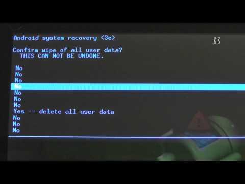 как переустановить планшет dns андроид