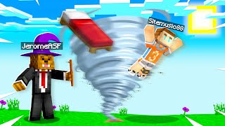 Minecraft Modded Bed Wars w/ Wizardry Mod