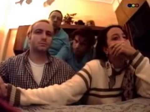 Camara intrusa a domicilio - videomatch - seba el novio