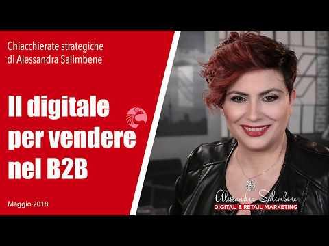 Il digitale per vendere nel B2B