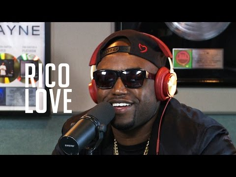 @IamRicoLove on horrible song writing in R&B + how much R&B means to him!