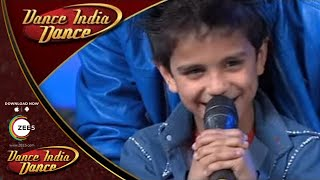 DID Lil Masters 3 Behind The Scenes: Sachin Enacts Shah Rukh Khan