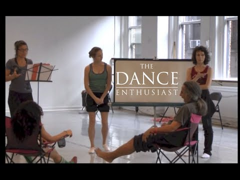 "New York Dance Up Close: Patrica Hoffbauer: ""Para-Dice"" - A Play on Words"