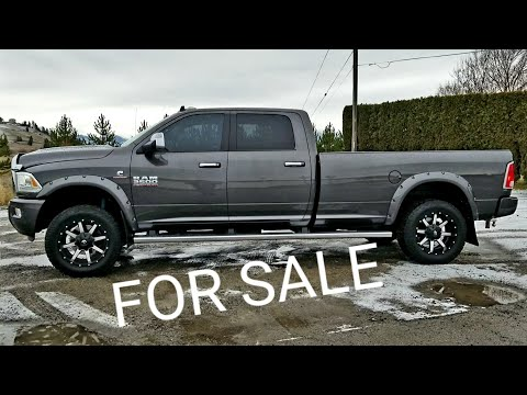 2014 Ram 3500 Cummins Aisin. Limited For Sale!!!