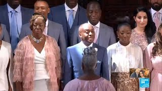 "Video UK Royal Wedding: Gospel Choir sings ""Stand by Me"" MP3, 3GP, MP4, WEBM, AVI, FLV November 2018"
