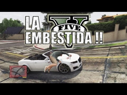 LA EMBESTIDA !! | GTA V (Grand Theft Auto 5)