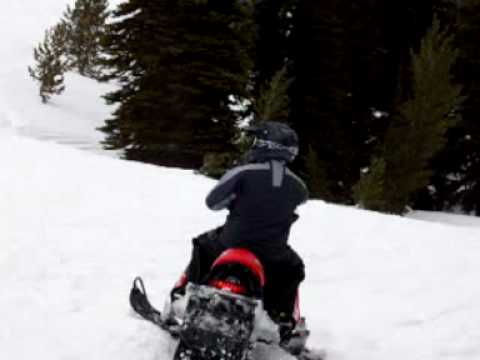 Polaris 2011 Rmk Pro. 2011 Pro RMK Demo 800 155 on