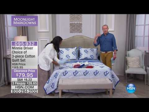 HSN | Moonlight Markdowns featuring Home 02.09.2017 - 04 AM