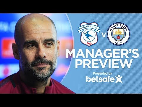 Video: TRANSFER UPDATE | Pep's Press Conference | FA Cup | Cardiff City v Manchester City | Part 1