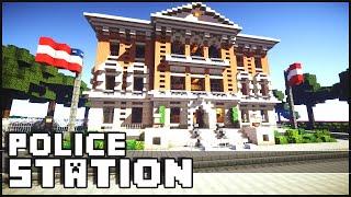 Minecraft - Police Station