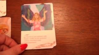 Оракул «Советы Ангелов-Хранителей» Дорин Верче — Верче Дорин — видео