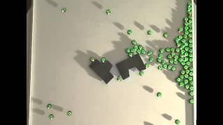 Kilobots: Massive Manipulation2 (IROS 2013)