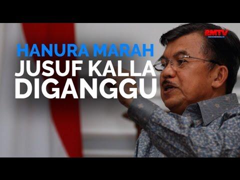 Hanura Marah Jusuf Kalla Diganggu