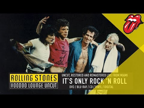 The Rolling Stones - It's Only Rock 'n Roll (Voodoo Lounge Uncut)