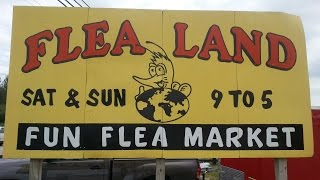 London (KY) United States  City new picture : Flea Market Pick Episode 1 - Flea Land in London Kentucky