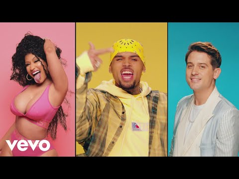 Download MP4:Chris Brown - Wobble Up (feat. Nicki Minaj & G-Eazy)
