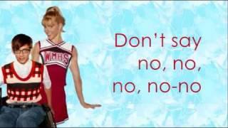 Glee - Marry You Video Lyrics