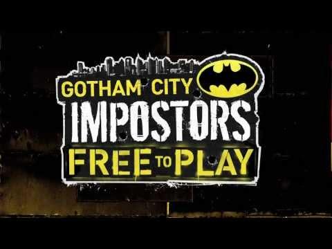 Gotham City Impostors Free to Play Trailer