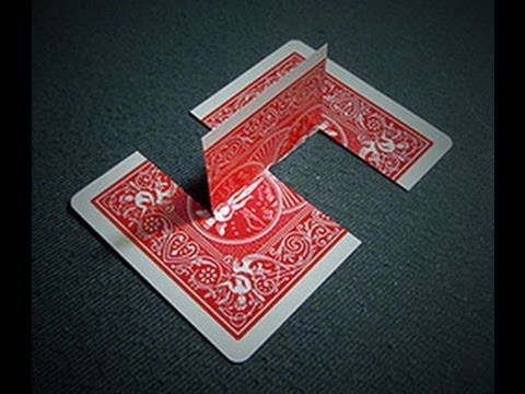 神奇的撲克牌剪法,10個人中有9個答錯!