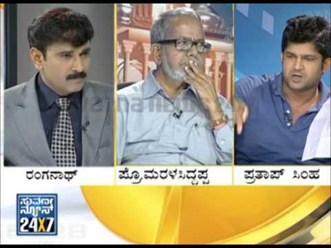 suvarnanews - http://www.suvarnanews.tv - 23 Apr 13- Karnataka Assembly Elections 2013