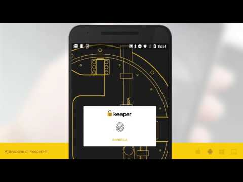 Keeper® Gestione Password - Android (it IT)