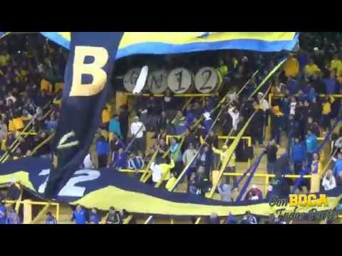 Video - Gallina puta lo que te espera / BOCA-RIVER 2015 - La 12 - Boca Juniors - Argentina