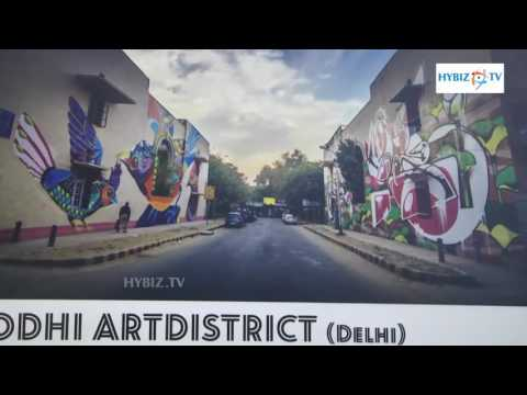, Start Hyd The International street art Festival