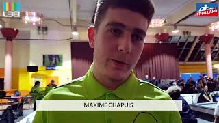 17_18 - FFB - Interview de Maxime Chapuis