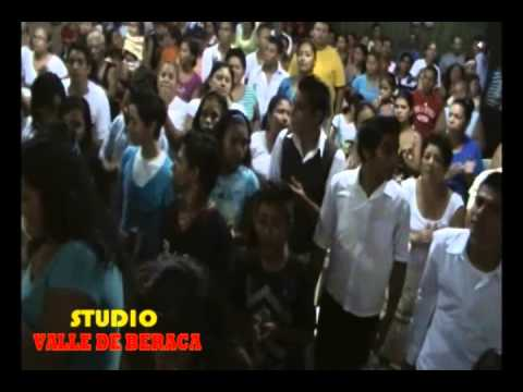 Marvin Flores- Iglesia de Dios oasis de amor-estudio Valle de Beraca