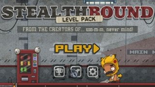 StealthBound Level Pack Level1-13 Walkthrough
