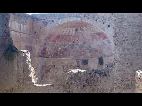 Επισκέψιμη η βίλα του Αυγούστου στην πόλη Νόλα της Ιταλίας – science