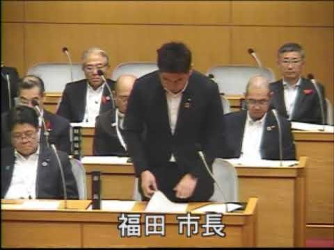 2019年第4回川崎市議会の総括質疑(動画)
