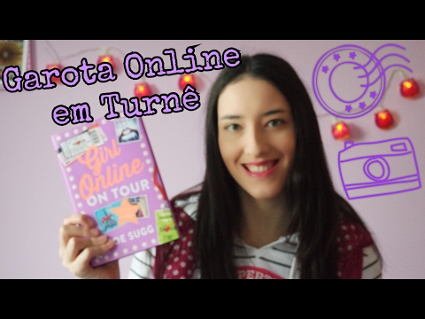 GAROTA ONLINE EM TURNE? - Zoe Sugg | Garota Online #2 | Resenha sem spoilers!