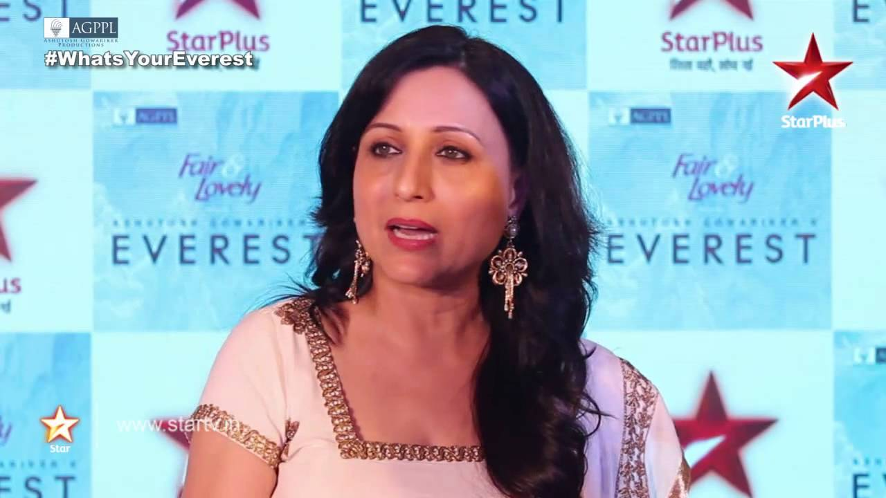 Everest on STAR Plus: Sarita Rawat on her equation with her daughter, Anjali