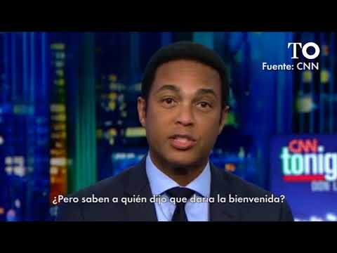 Don Lemon, de la CNN, indignado con el