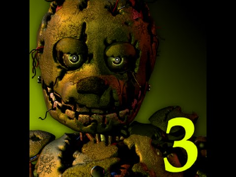 Descargar Five Nights At freddy`s 3 Gratis