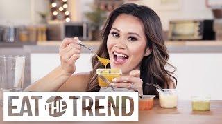 Big News and Brandi Tries the Baby-Food Challenge!! by POPSUGAR Food