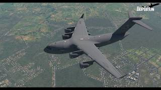 Video C-17 Suddently Falling Down After TakeOff | X-Plane 11 MP3, 3GP, MP4, WEBM, AVI, FLV Desember 2018