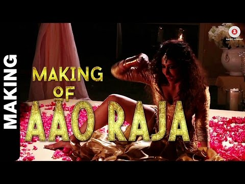 Making Of Aao Raja - Gabbar Is Back   Chitrangada Singh   Yo Yo Honey Singh & Neha Kakkar