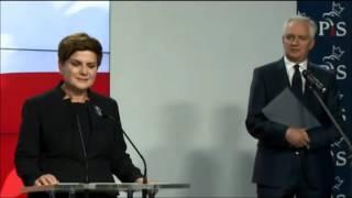 Największe oszustwo polityczne w Polsce. PiS ,Szydło, Macierewicz ,Kaczyński.