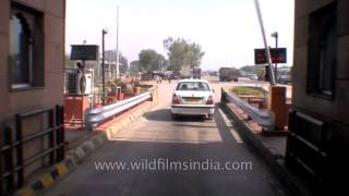 Dausa India  city photos gallery : Toll plaza on the way to Dausa on NH 11