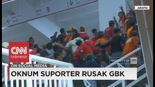 Video Oknum Suporter Rusak GBK - M. Kusnaeni, Jurnalis Olahraga Senior MP3, 3GP, MP4, WEBM, AVI, FLV Februari 2018