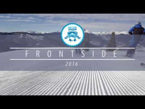 2015/2016 Editors' Choice Skis: Women's Frontside