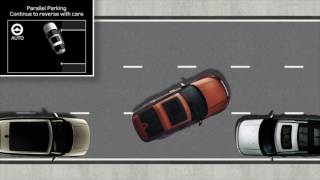 In addition to parallel park assist, your Land Rover Discovery features perpendicular park assist, which is designed to position the car centrally in parking spaces. The Discovery also features parking exit mode, which allows you to automatically exit parallel parking spaces. This tutorial will show you how to operate these systems.Join the conversation:http://Facebook.com/LandRoverUSAhttp://Twitter.com/LandRoverUSAhttp://Instagram.com/LandRoverUSA