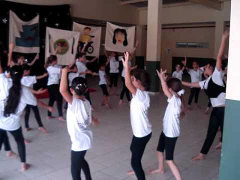 Apresentação Grupo de Dança de São João do Itaperiú-17/09/2012