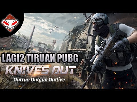 Tiruan PUBG Dari NetEase - Knives Out - Android Games Reviews