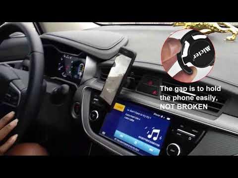 the new Car mount pop sockets (видео)