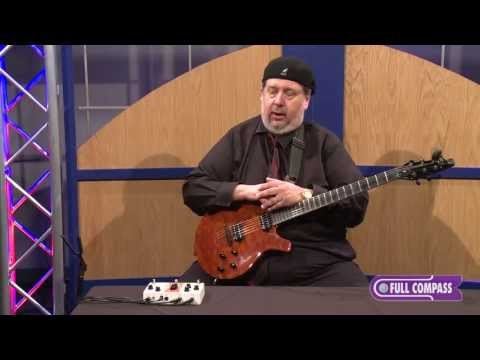 Hammond Digital Leslie Pedal for Guitar Overview   Full Compass