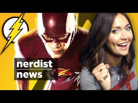 The CW - The pilot of The CW's THE FLASH leaked yesterday, but what does it tell us about the show's approach to the classic superhero? Plus make your own Oculus Rift...