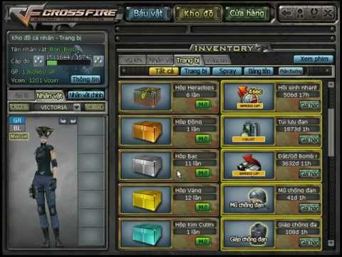 crossfire vn event capsules my storage part 2 crossfire philippines